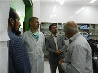 بیمارستانبیمارستان امام محمد باقر (ع ) قیر و کارزین