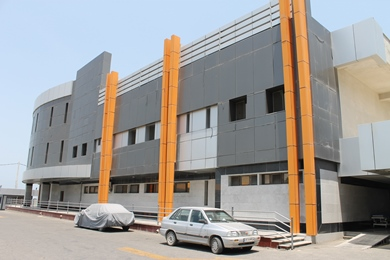بیمارستان شهدا ء محمودآباد