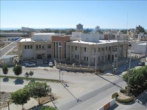 بیمارستان  نبی اکرم عسلویه