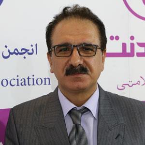 دکتر علی کرد افشاری