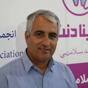 دکتر رضا اردویی دندانپزشک عمومی