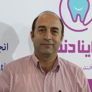 دکتر محمدرضا هوشمند جراح-دندانپزشک