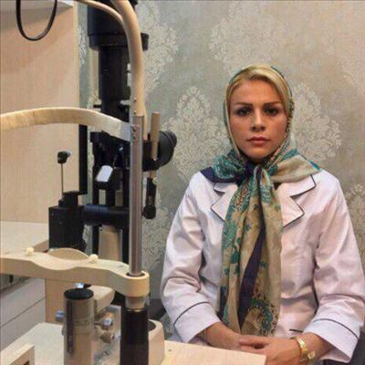 دکتر الناز نکوئی جراح و متخصص چشم