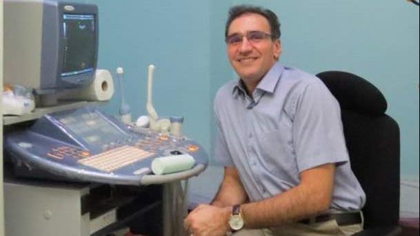 دکتر غلامرضا سیف متخصص سونوگرافی