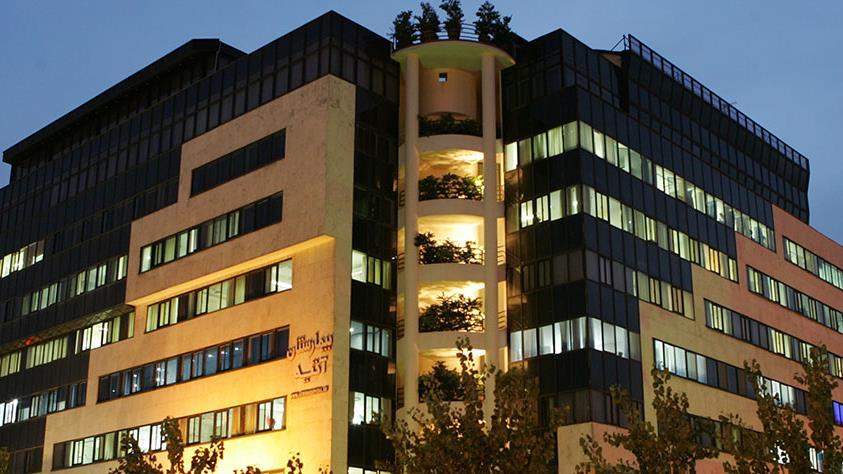 ساختمان پژشکان آتیه