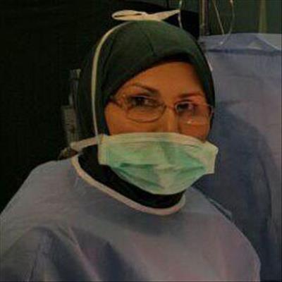 دکتر پروانه جهانشاهی متخصص جراحی زنان و زایمان و نازایی