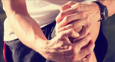 از بین بردن دردهای زانو