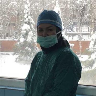 دکتر سودابه درویش متخصص جراحی زنان و زایمان و نازایی