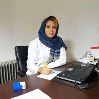 دکتر معصومه مرادی دکترای تخصصی تغذیه و رژیم درمانی