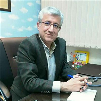 دکتر محمد متین پور متخصص کودکان