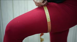 درمان خانگی چاقی در قسمت ران و ساق پا