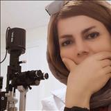 مشاوره پزشکی با دکتر فروزان رحیمی متخصص چشم ( افتالمولوژی )