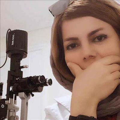 دکتر فروزان رحیمی متخصص چشم ( افتالمولوژی )