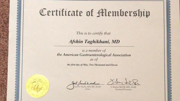 دکتر افشین تقی خانی