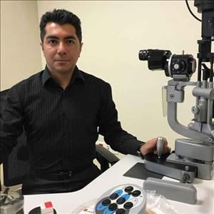 مشاوره آنلاین از دکتر مصطفی طاهری متخصص چشم ( افتالمولوژی )