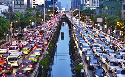 دردسرهای ترافیک