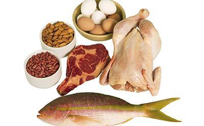 با چه غذاهای عضله سازی کنیم؟