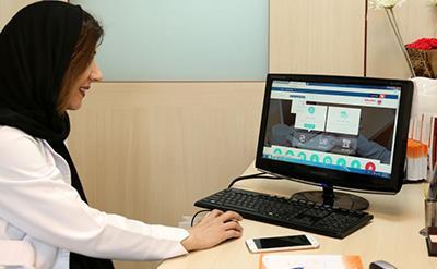 دکتر ساینا، استارتآپی برای اطلاعات و مشاوره پزشکی