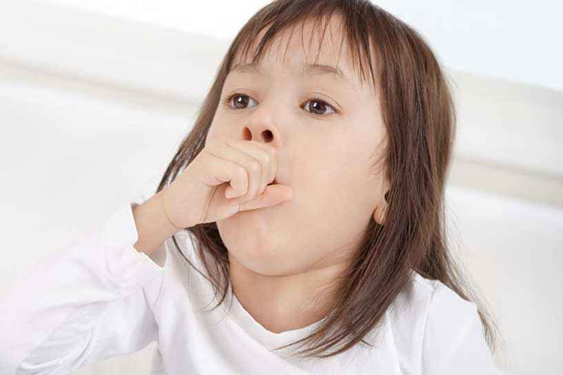 بیماری خروسک در کودکان و انواع آن