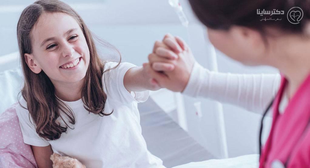 بالا بردن جسارت کودکان
