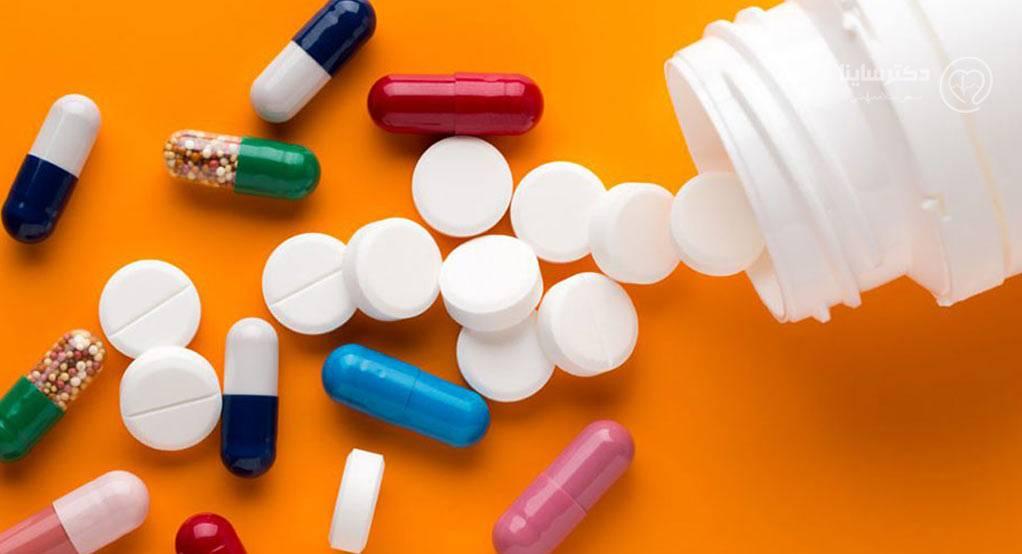 داروی عفونت ادراری - قرص عفونت ادراری