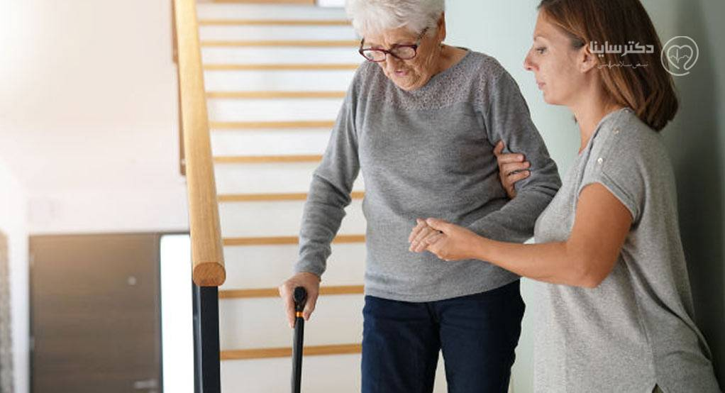 علت خشکی عضلات بدن در بیماران پارکینسون