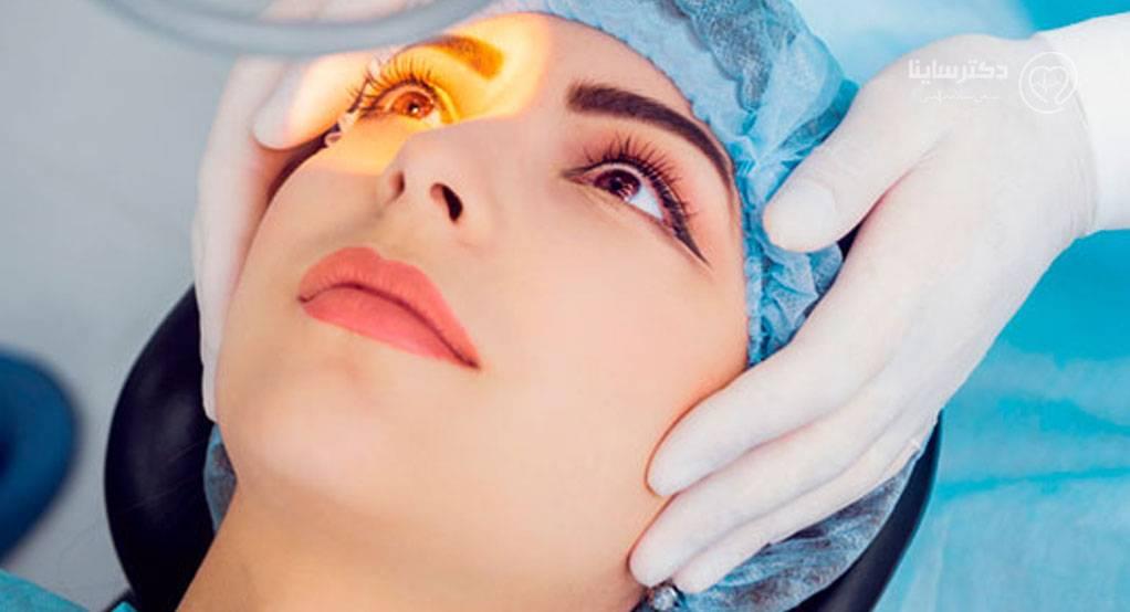 درمان خشکی چشم قطره چشمی سیپلکس
