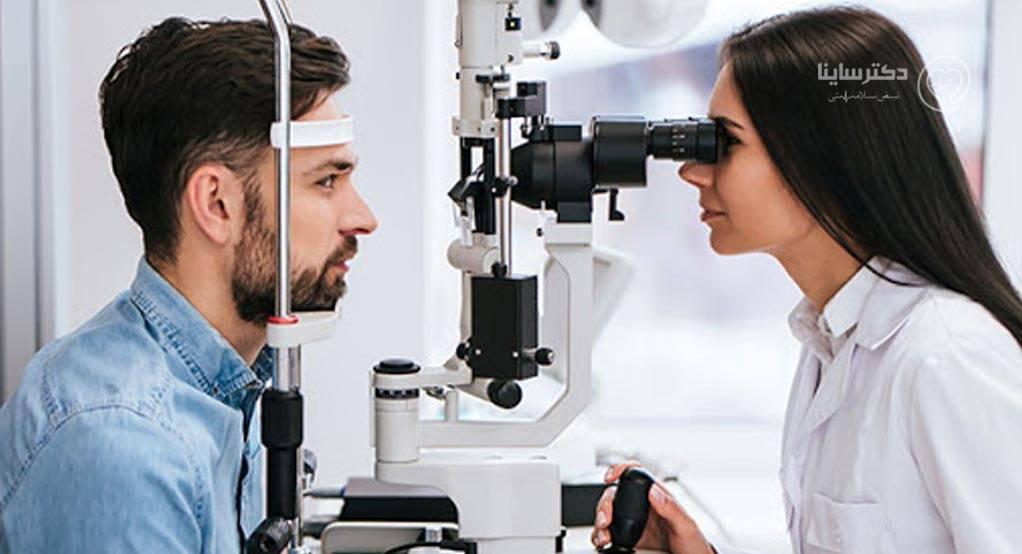 درمان خشکی چشم بعد از عمل لازک