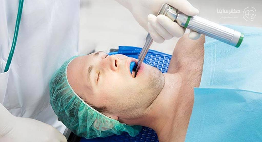 درمان قفل شدن فک - درمان دردفک