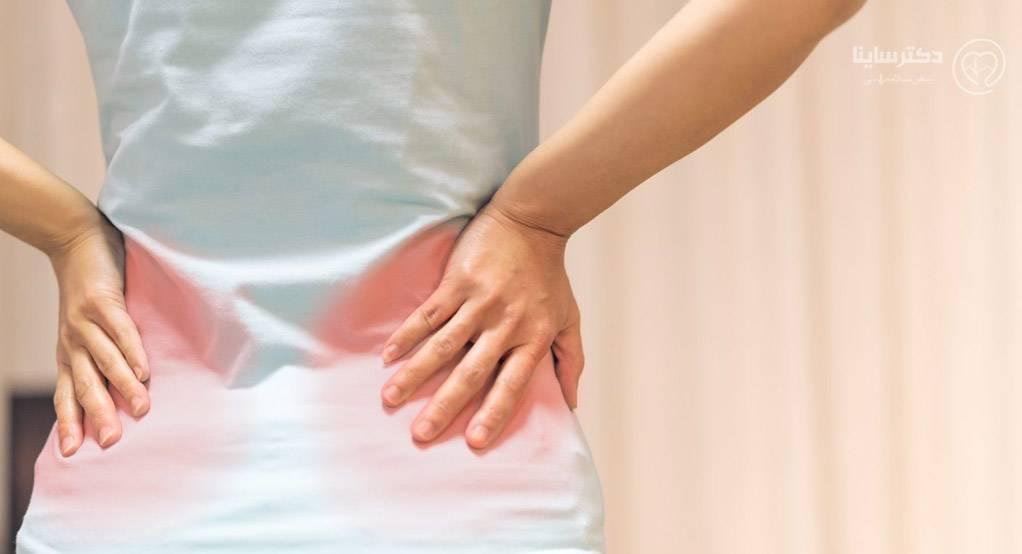 درمان سیاتیک با ماساژ