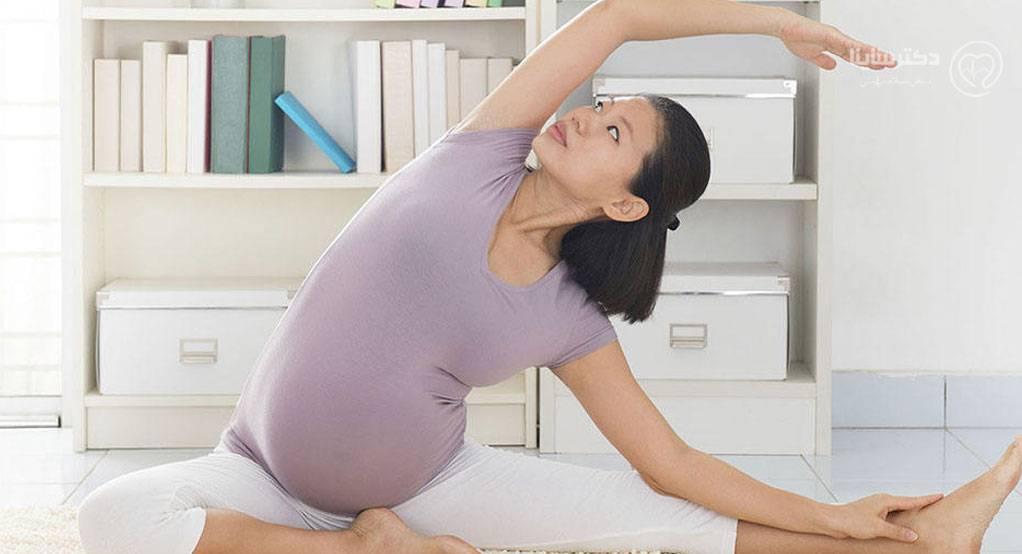 ورزشهای دوران بارداری فیلم ورزش دوران بارداری