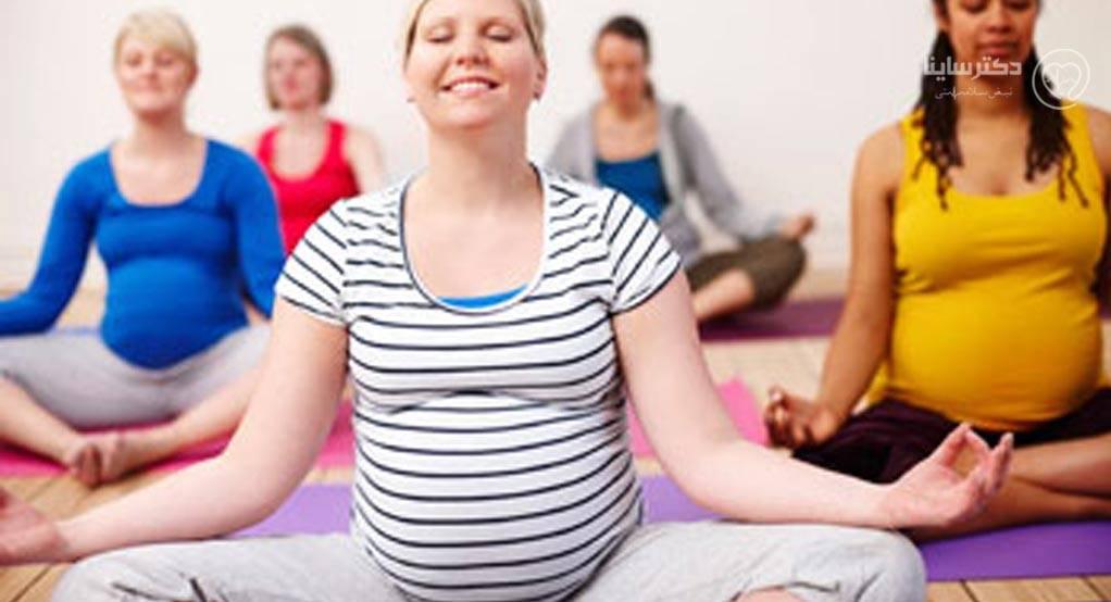 ورزش های بارداری برای زایمان طبیعی ورزش در حاملگی