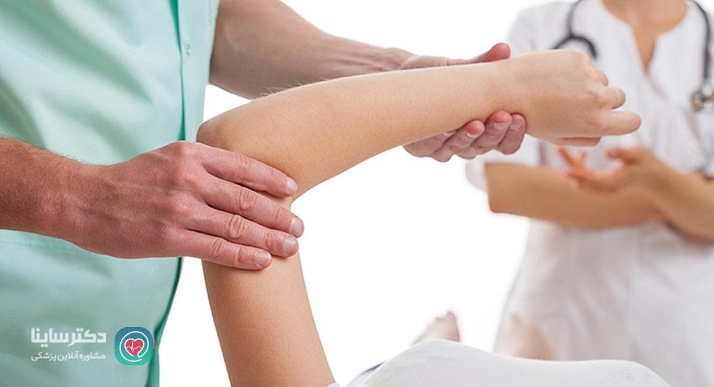 علایم ارتریت تشخیص ارتریت