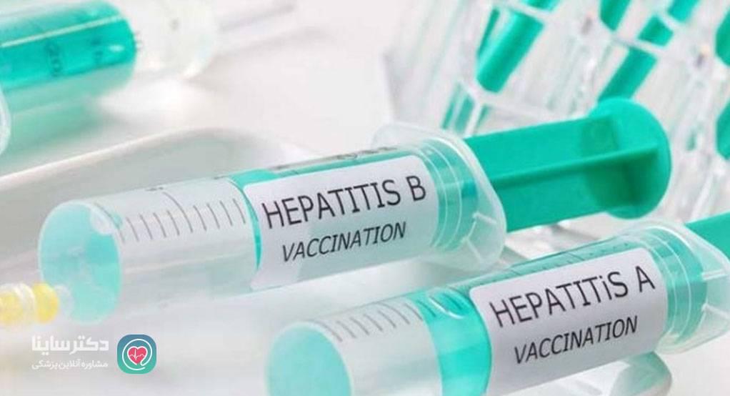 آزمایش هپاتیت در بارداری
