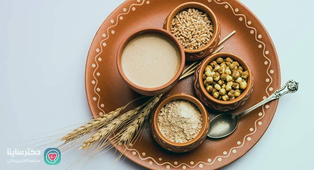 رژیم غذایی مناسب برای دیابت نوع 2