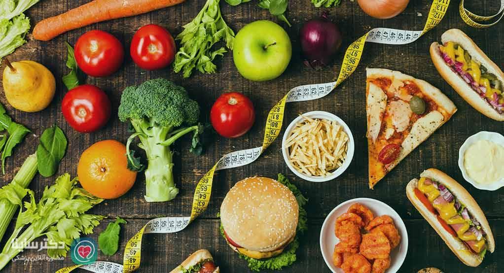 غذاهای مفید برای دیابت - تغذیه دیابتی ها