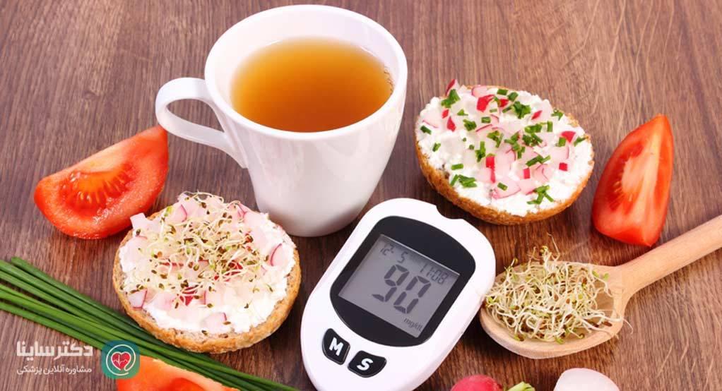 دستور پخت غذا برای دیابتی ها  - صبحانه مناسب برای افراد دیابتی